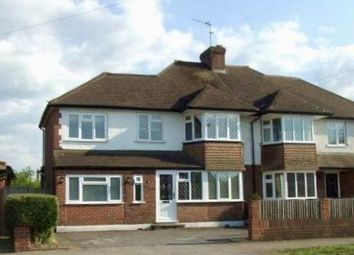 Thumbnail 4 bed semi-detached house to rent in Craddocks Avenue, Ashtead