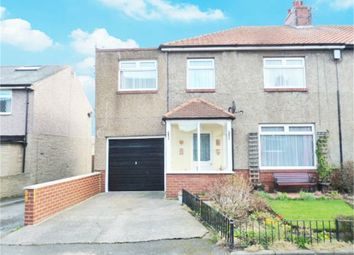 Thumbnail 4 bed semi-detached house for sale in Eastgarth Avenue, Amble, Morpeth, Northumberland