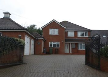 Thumbnail 4 bed property to rent in Beechnut Lane, Solihull