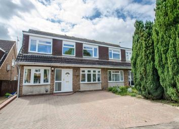 Thumbnail 5 bedroom semi-detached house for sale in Milton View, Hitchin