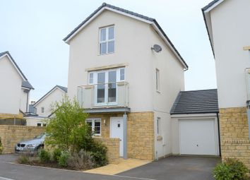 Thumbnail 4 bed link-detached house for sale in Nightingale Way, Midsomer Norton, Radstock