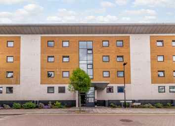 Thumbnail 2 bed flat for sale in Fishguard Way, London, London