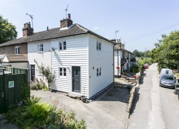 Thumbnail 2 bed end terrace house for sale in Ryarsh Lane, West Malling