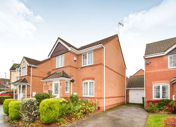 Thumbnail 3 bed detached house for sale in Darien Way, Thorpe Astley, Braunstone, Leicester