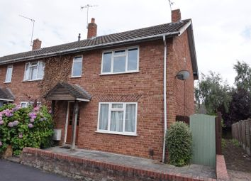 Thumbnail 2 bed end terrace house for sale in Bentley Close, Leamington Spa