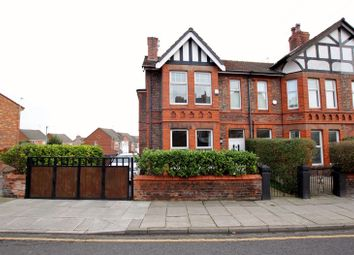 Thumbnail 4 bed semi-detached house for sale in Bessborough Road, Oxton, Wirral