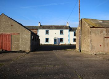 Thumbnail 5 bed farmhouse for sale in Newton Arlosh, Wigton