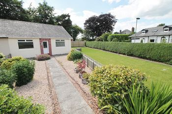Thumbnail 2 bed semi-detached bungalow to rent in Eastbank Place, Longforgan