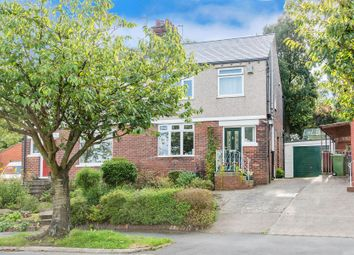 Thumbnail 3 bed semi-detached house for sale in Park Head Crescent, Sheffield