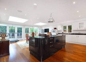 Thumbnail 6 bed detached house for sale in Henley Drive, Coombe