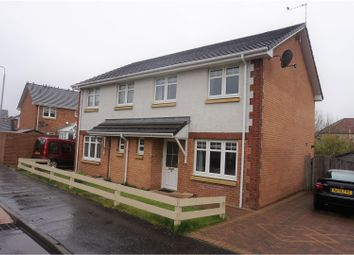 Thumbnail 3 bed semi-detached house for sale in Greenlaw Gardens, Paisley