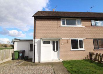 Thumbnail 2 bed semi-detached house to rent in Durdar Road, Blackwell, Carlisle