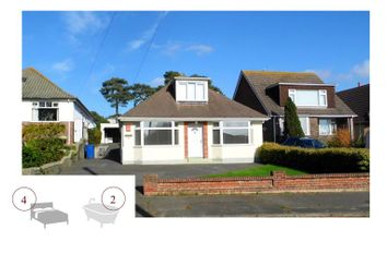 Thumbnail 4 bed detached bungalow to rent in Lake Drive, Hamworthy, Poole
