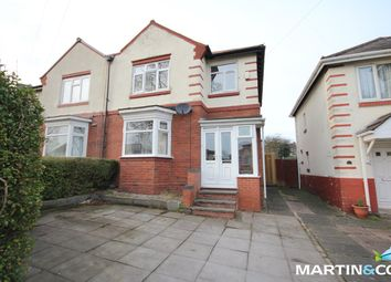 Thumbnail 3 bedroom semi-detached house to rent in Broadway, Oldbury