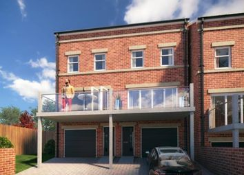 Thumbnail 3 bed town house for sale in Newbold Road, 103-105 Newbold Road, Chesterfield