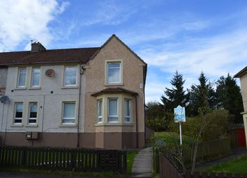 Thumbnail 3 bed flat for sale in Hillfoot Road, Gartlea, Airdrie
