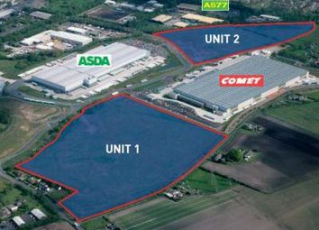 Thumbnail Warehouse for sale in G Park, Statham Road, Stanley, Skelmersdale, Lancashire, England