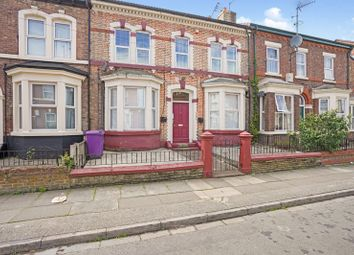 Thumbnail 4 bedroom terraced house for sale in Balmoral Road, Fairfield, Liverpool