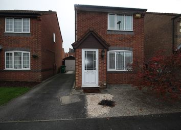 Thumbnail 3 bed detached house to rent in Kingfisher Close, Nottingham