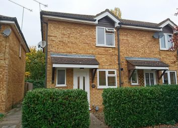 Thumbnail 2 bed semi-detached house to rent in Wellington Drive, Welwyn Garden City