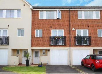 Thumbnail 4 bed town house for sale in Wain Avenue, Chesterfield, Derbyshire