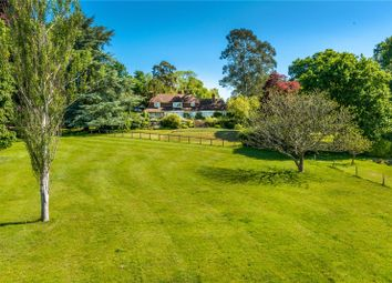 Thumbnail 5 bed detached house for sale in The Hanger, Headley, Bordon, Hampshire