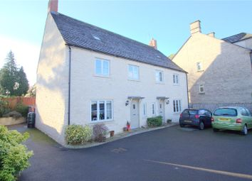 Thumbnail 3 bed semi-detached house for sale in The Woodbine, Cirencester