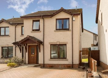 Thumbnail 3 bedroom semi-detached house for sale in Honeyberry Crescent, Perthshire