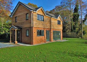 Thumbnail 2 bedroom detached house for sale in Old Cove Road, Fleet