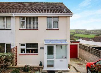 Thumbnail 3 bed semi-detached house for sale in Egloshayle, Wadebridge, Cornwall