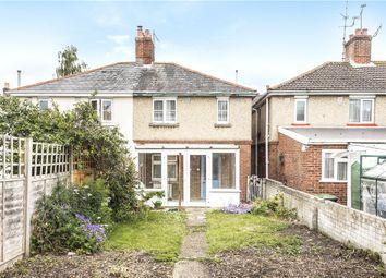 Thumbnail 3 bed semi-detached house for sale in East Borough, Wimborne