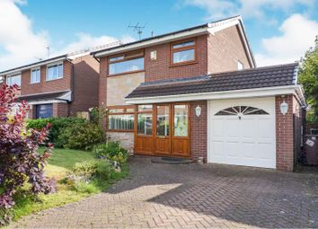 Thumbnail 3 bed detached house for sale in Pinfold Drive, St. Helens