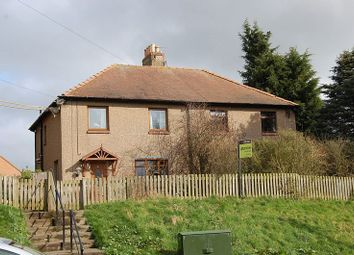 Thumbnail 3 bed semi-detached house for sale in West View, Felton, Morpeth