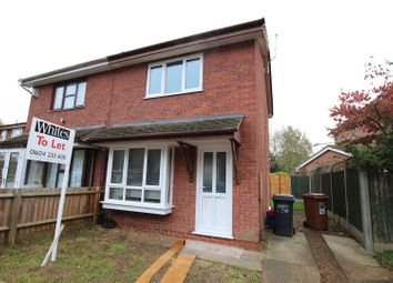 Thumbnail 2 bedroom semi-detached house to rent in Keyham Court, Abington, Northampton