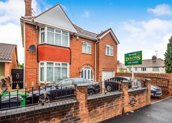 Thumbnail 5 bed detached house for sale in Coronation Avenue, Willenhall, West Midlands