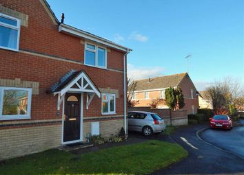 Thumbnail 2 bed end terrace house to rent in Beamont Way, Amesbury, Wiltshire