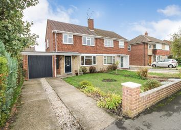 Thumbnail 3 bed semi-detached house for sale in Chiltern Avenue, Farnborough, Hampshire