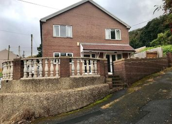 Thumbnail 4 bed detached house for sale in High Street, Ebbw Vale
