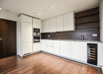 Thumbnail 3 bed flat to rent in Rivulet Apartments, London