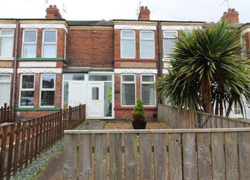 Thumbnail 2 bed terraced house for sale in Warneford Gardens, Hull