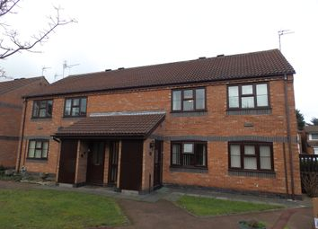 Thumbnail 2 bed maisonette to rent in Swithland Court, Leicester