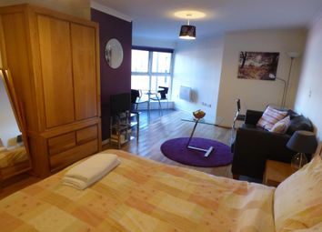 Thumbnail Studio to rent in Excelsior, 3 Princess Way, Swansea