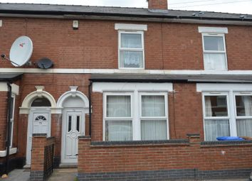 Thumbnail 3 bed terraced house for sale in Violet Street, New Normanton, Derby