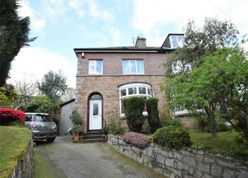 Thumbnail 4 bed semi-detached house for sale in Dracaena Avenue, Falmouth