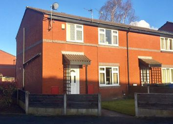 Thumbnail 3 bedroom end terrace house to rent in Whitlow Avenue, Broadheath, Altrincham