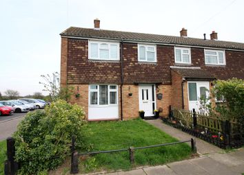 Thumbnail 4 bedroom end terrace house for sale in Milford Road, Blackshots Area, Grays