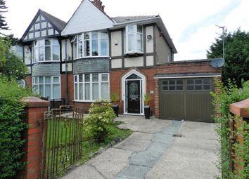 Thumbnail 4 bedroom semi-detached house for sale in Ribbleton Avenue, Ribbleton, Preston