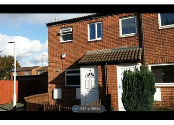 Thumbnail 2 bedroom end terrace house to rent in Kingfisher Close, London
