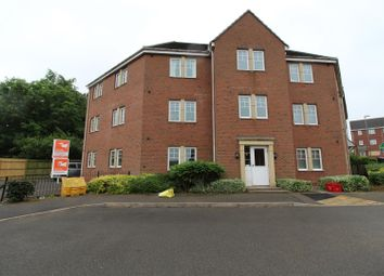 Thumbnail 2 bed flat for sale in Weavers Close, Whitwick, Coalville