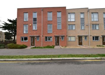 Thumbnail 4 bed terraced house for sale in Brunel Way, The Bridge, Dartford, Kent